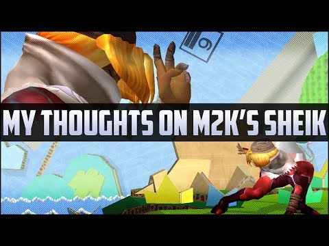 My thought on M2K's Sheik!