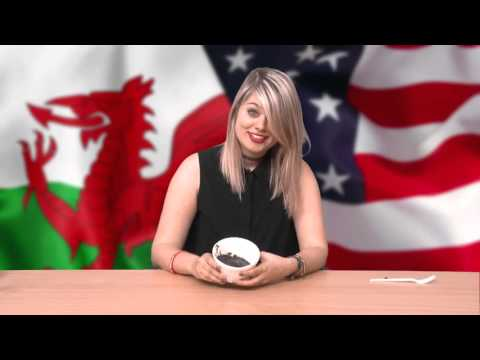 An American tries Welsh food for the first time