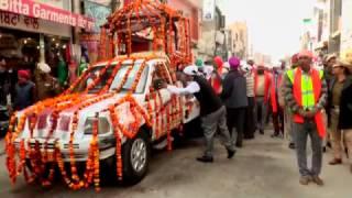 Shri Guru Ravidass Ji Shoba Yatra Goraya 2017 Sonu Digital Studio mob 98150-79297