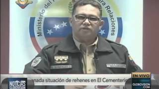 """González López: """"El Buñuelo"""" está vinculado con paramilitarismo y la derecha venezolana"""
