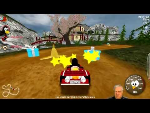 SuperTuxKart 0.8 - Episode 13 - Story Mode, Challenges 25-28