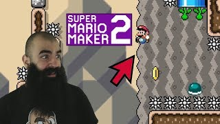 Starting with Japan and ending with AMM.. Hard Mario Maker 2 Levels