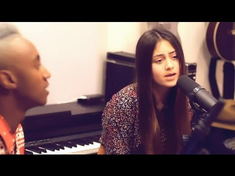Royals - Lorde (Cover by Jasmine Thompson and Seye)