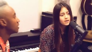 Repeat youtube video Royals - Lorde (Cover by Jasmine Thompson and Seye)