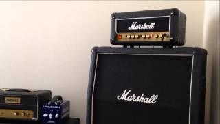 Marshall DSL1  w/ 1966 Cab Scumback M55 M75 Speakers