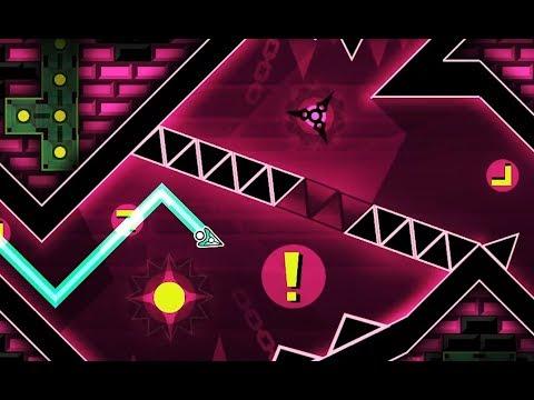 """Sonic Boom"" by SirHadoken (Insane Demon) l Geometry dash"