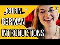 Learn German - Episode 3: Introducing Yourself in German