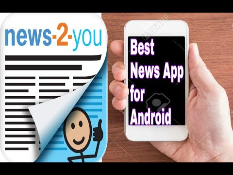 (Hindi) Top 3 News apps in india for Android phone