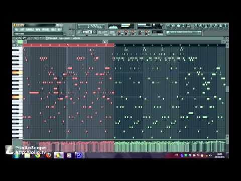 "River Flows In You - Yiruma ""In Fl Studio 9""  Samitoss Beats"
