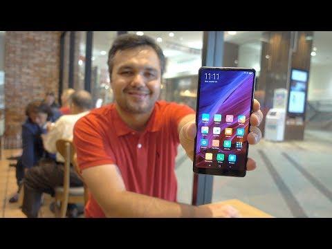 Xiaomi Mi Mix 2 incelemesi: Tüm detaylar, merak edilenler!