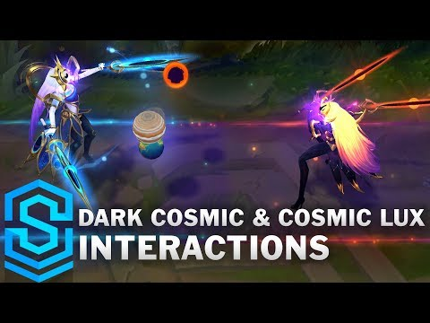 Dark Cosmic & Cosmic Lux Special Interactions