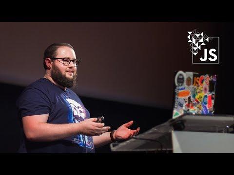 Luke Bonaccorsi: How I ended up automating my curtains ... | JSConf Budapest 2017
