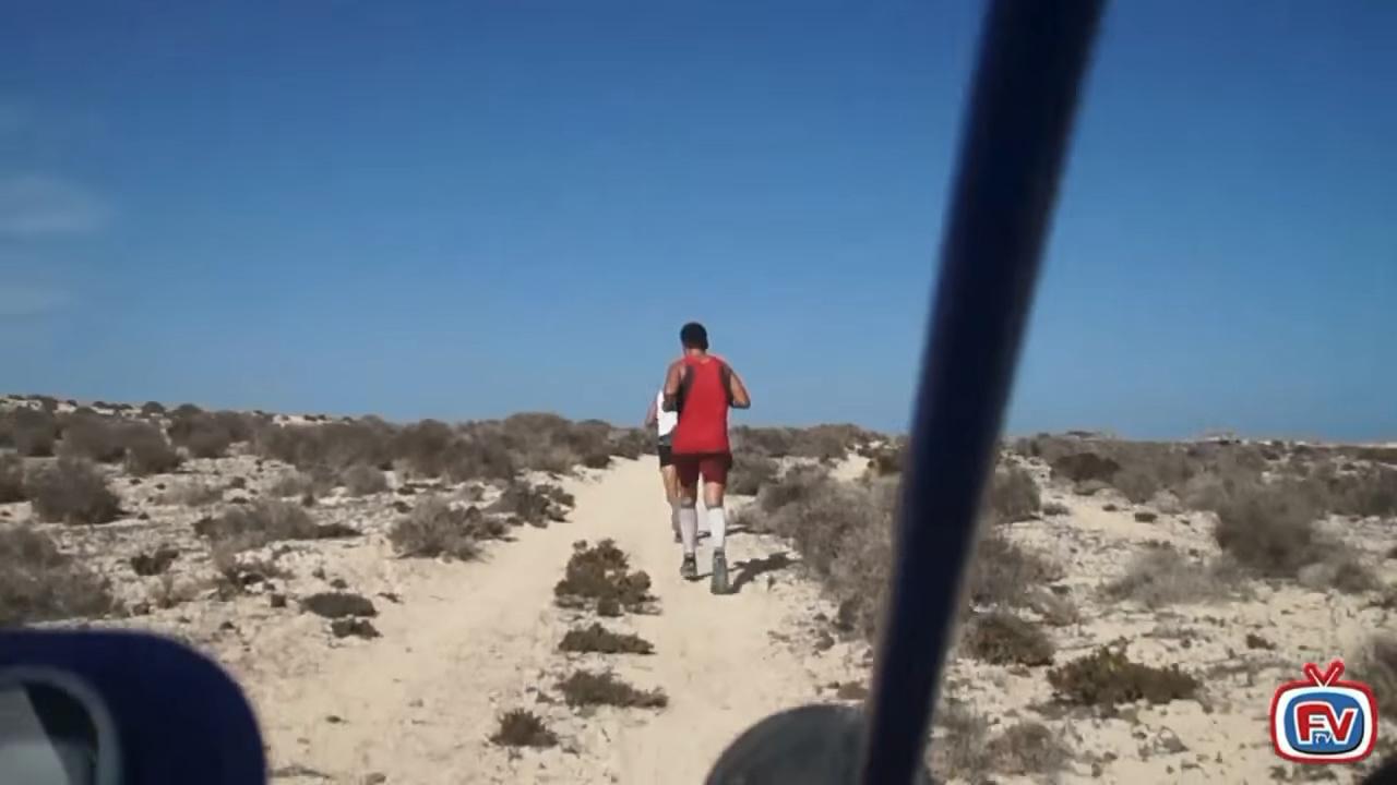 Media Marathon Internacional Dunas de Fuerteventura