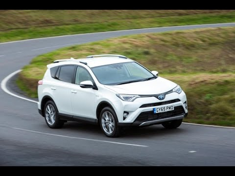 Toyota Rav4 Hybrid Suv 2016 Review Car Reviews