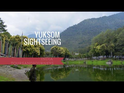 Yuksom sikkim sightseeing | West sikkim vlog | West sikkim trek | places to visit in Yuksom