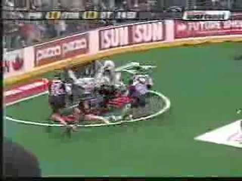 National Lacrosse League - Toronto Rock v Philadelphia Wings
