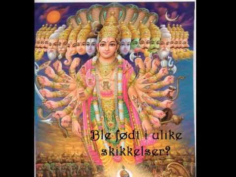 hvor mange guder er der i hinduismen