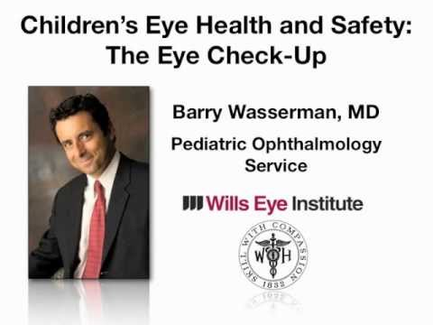 Eye Care for Children | Princeton, NJ | Barry N  Wasserman, M D