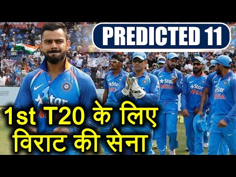 India vs South Africa 1st T20I Predicted XI: Suresh Raina , Manish Pandey make comeback । वनइंडिया