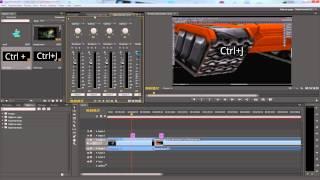 Как создать видео в Adobe Premiere Pro CS6(ссилка, для скачки программы https://yadi.sk/d/X7DJko14f6ab5., 2015-03-11T22:39:01.000Z)