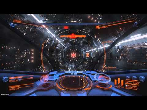Amazing autodocking music in Elite Dangerous