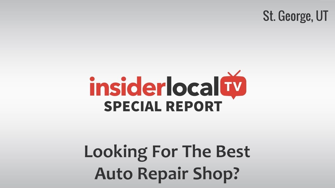 St George Auto >> Best Auto Repair Shop Near St George Ut Guy S Auto Master Owner Interview