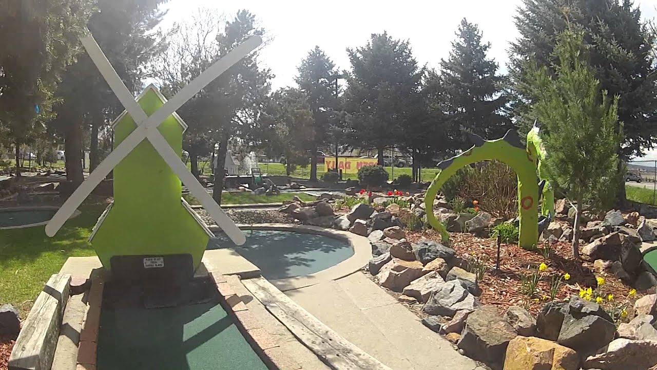 Best Putt Putt Corses in Colorado Putter's Pride Mini Golf Course Colorado