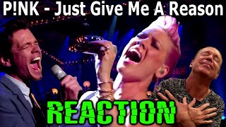 Baixar Vocal Coach Reacts To Pink | Just Give Me a Reason | Live | Ken Tamplin
