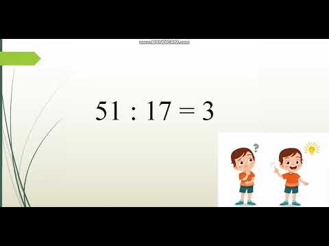 Видеоурок 3 класс деление двузначного числа на двузначное 3 класс
