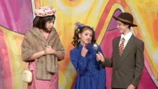 Willy Wonka Live- Violet Beauregarde (Act I, Scene 9)