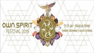 M-Theory -   Live Set Own Spirit Festival  [2019]