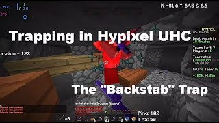 Hypixel UHC | Trapping is Back(stab)?!