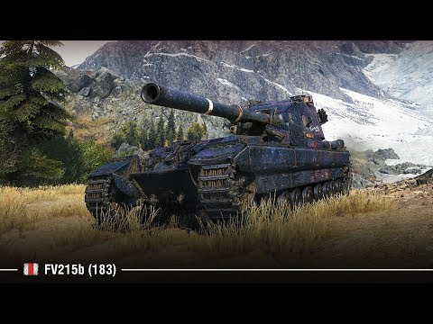 FV215b (183) | Tower Defence Style