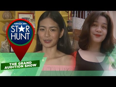 Star Hunt The Grand Audition Show: Alicia and Dambie become friends during their audition | EP 48
