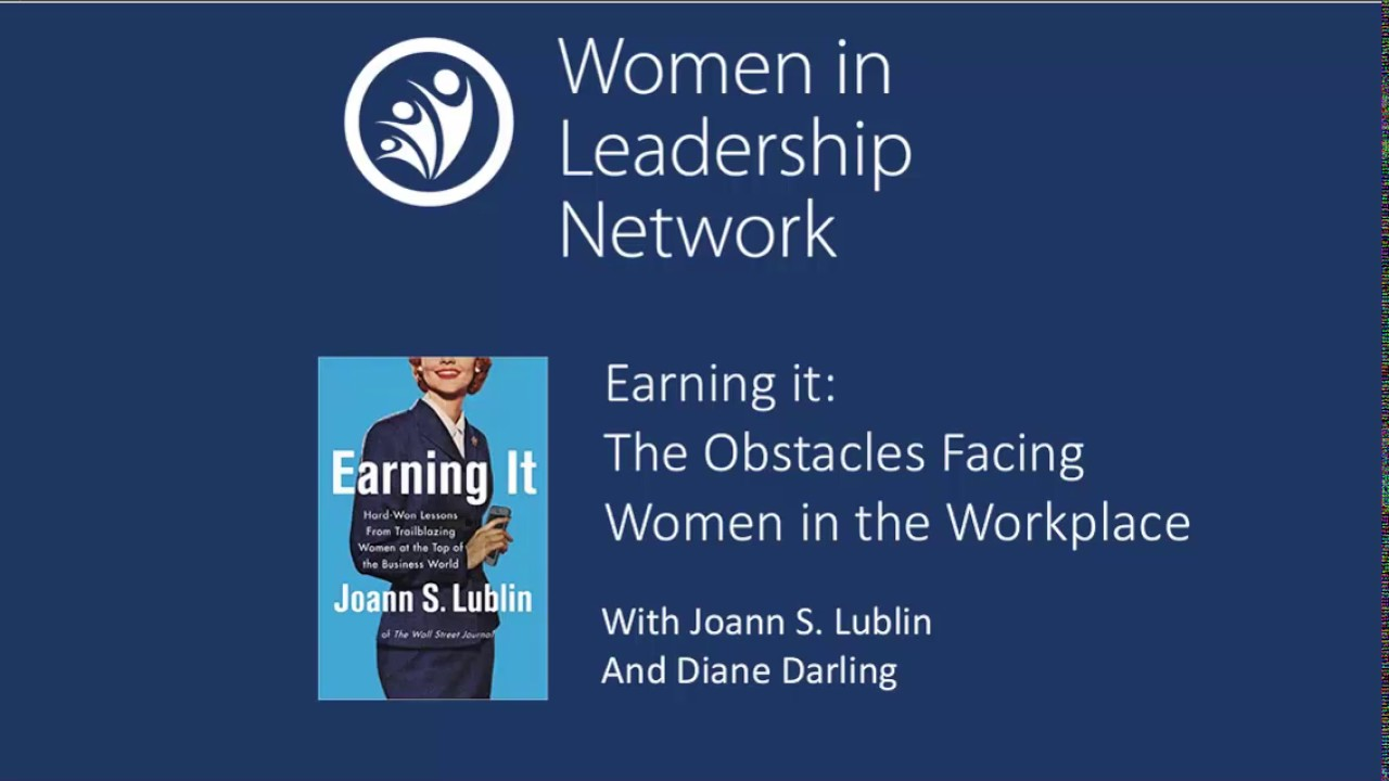Earning It: The Obstacles Facing Women in the Workplace