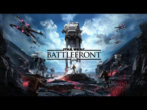 Star Wars Battlefront | Say Hello To My Little Friend !