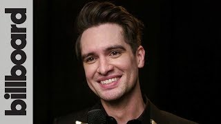 Brendon Urie Wins Top Rock Album & Top Rock Song | Backstage Interview | BBMAs 2019