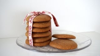 Soft Ginger Cookies/soft Gingerbread