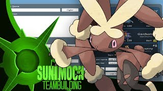 Pokemon S/M Teambuilding W/ Jam #2 - Mega Lopunny