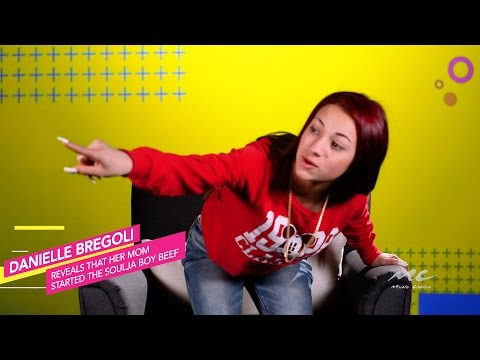 Danielle Bregoli Says She Did Not Start Soulja Boy Beef