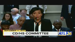 Atlanta Mayor Keisha Lance Bottoms pressures Council on Gulch