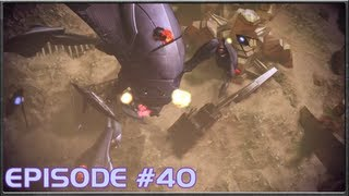 Mass Effect 3 - To Cure A Genophage, The Ruins Of Tuchanka - Episode 40