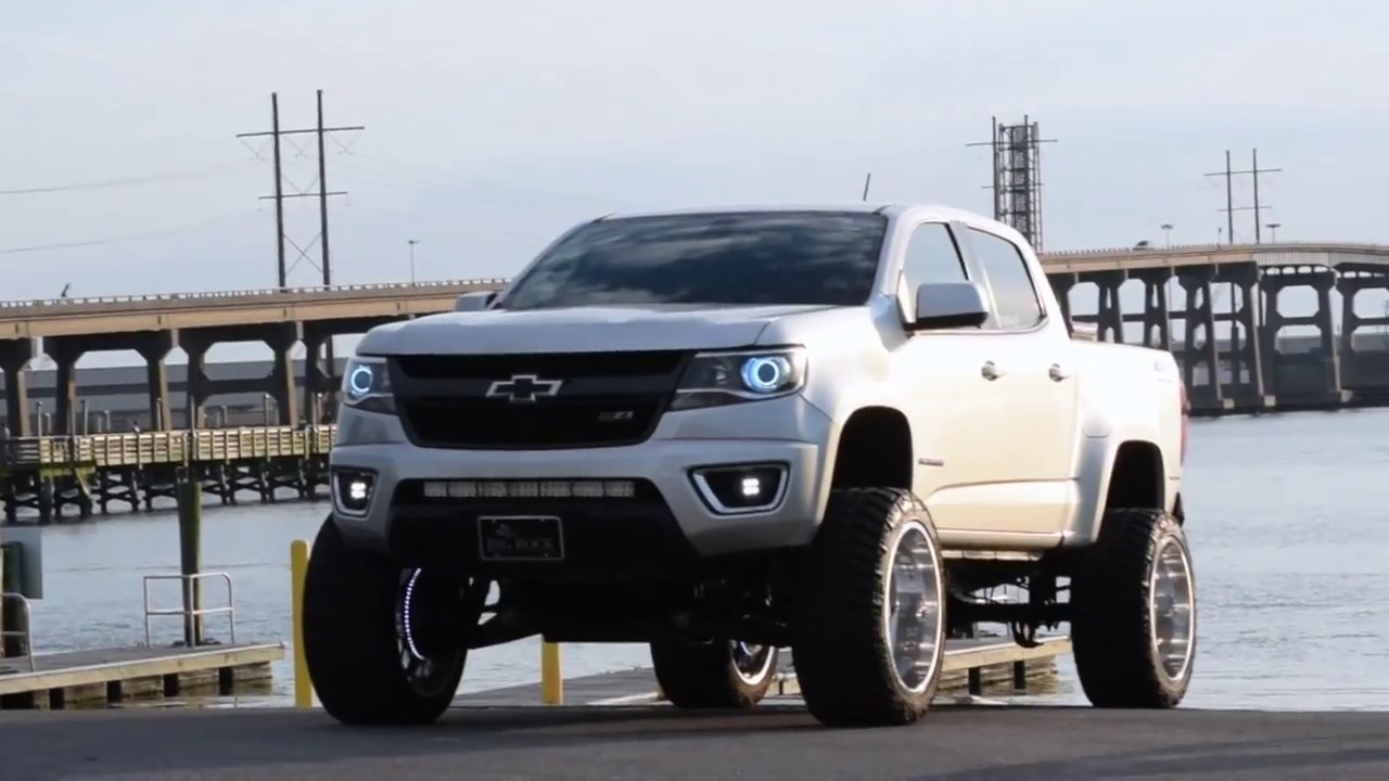 Lifted Gmc Canyon >> 2018 Gmc Canyon Zr2 | Go4CarZ.com