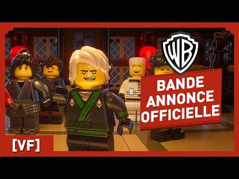 LEGO® NINJAGO®, Le Film | Bande annonce officielle #2 HD | VF | 2017 streaming vf