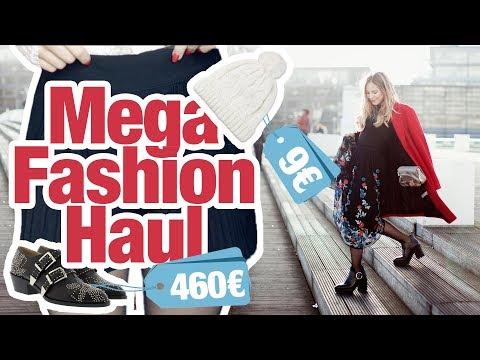 DESIGNERTEILE und GÜNSTIGE Instagramtrends | Try On Fashion Haul | Chloé, Maje, C&A