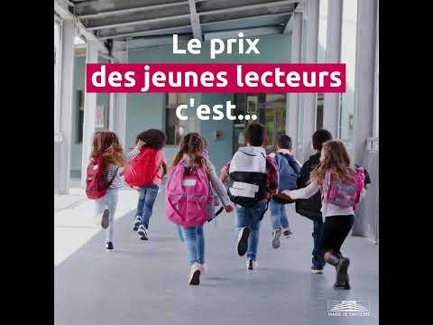 Ville de Nanterre - Prix des jeunes lecteurs
