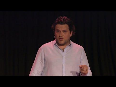 TEDx Talks: 'Storied' seafood & community-led technology | Serge Raemaekers | TEDxCapeTownSalon