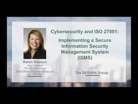 Cybersecurity And ISO 27001 - Implementing A Secure Information Security Management System (ISMS)
