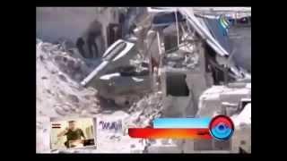 Сирия! Армия приминяет УР 77 «Змей Горыныч»