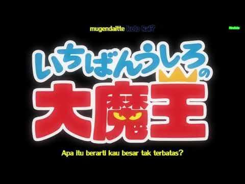 Download Ichiban Ushiro no Daimaou Episode 7 Subtitle Indonesia